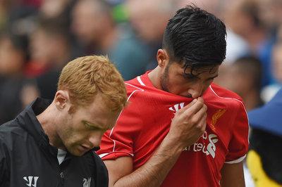 Injury Woes: Liverpool Lose Midfielders Emre Can and Joe Allen