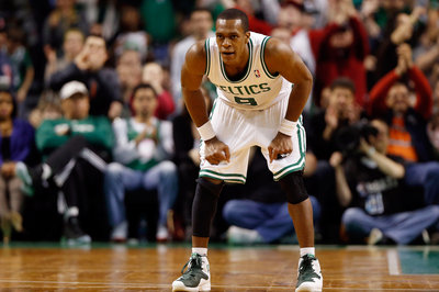 High Five with Sean Deveney of Sporting News (a lot of Rajon Rondo questions)