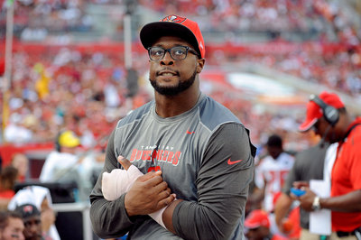 Gerald McCoy injury: Game-time decision against Falcons