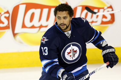 Zone Deployment Optimization: Comparing Dustin Byfuglien at forward and defense in all three zones