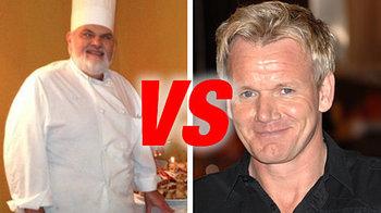 Gordon Ramsay Kitchen Nightmares Leones
