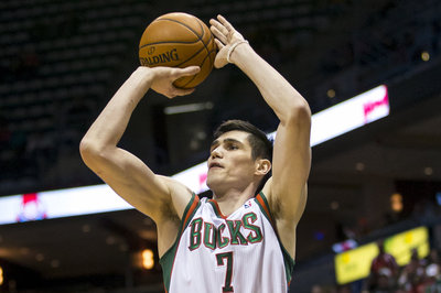 Links: Bucks go golfing, Ersan gets healthy, figuring out the starting lineup, and more