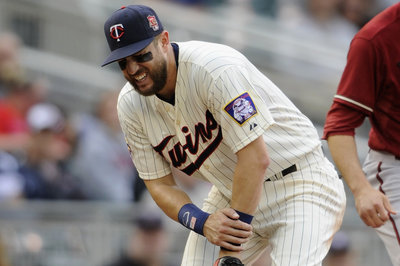 Trevor Plouffe broke his arm: recovery and fallout