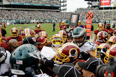 Chris Baker and Jason Peters Fined For Brawl; More Fines Coming?