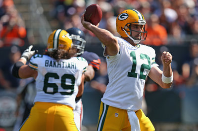 Packers-Bears Performance Grades: Aaron Rodgers powers Packers to rebound win in Chicago