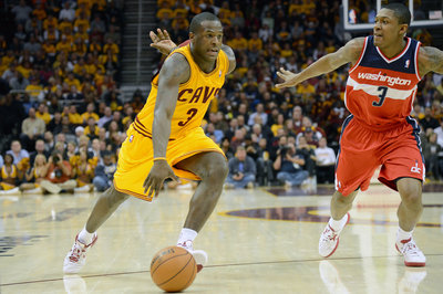Dion Waiters says the Cavs have the best backcourt in the NBA