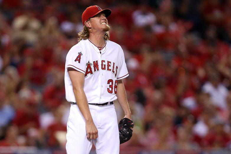 Angels blow best chance to beat Royals