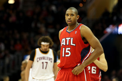 Al Horford cleared for additional work; Nearing return