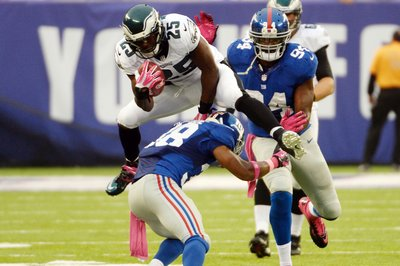 Eagles-Giants Week 6 Preview: Less LeSean McCoy, More Darren Sproles?