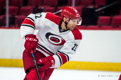 Carolina Hurricanes recall Zach Boychuk, place Jeff Skinner on IR