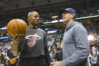 Bucks reportedly offered Ray Allen a contract, Allen notinterested