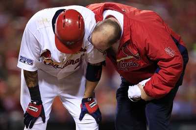 Yadier Molina injury: How big of a loss is it for the St. Louis Cardinals?
