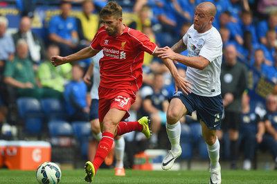 Liverpool Striker Wants to Prove He Belongs