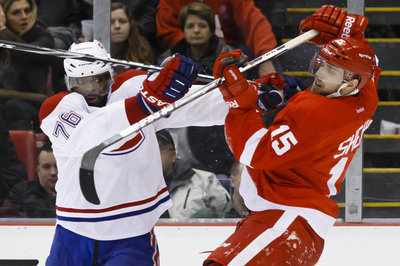 Canadiens vs Red Wings game thread