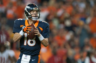 Manning Up: The countdown is over, history was made, and now it's time to start counting up