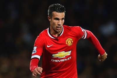 Why Manchester United must drop Robin van Persie