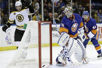 Bruins vs Islanders: Tuukka Time vs Johnny Rockets