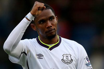 Instant Reaction: Eto'o inspires Everton win