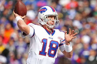 Comparing the hot streaks of Kyle Orton and Ryan Fitzpatrick in Buffalo