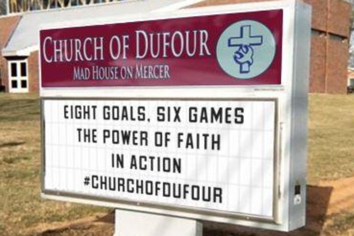 WCHA: Bowling Green Fanbase Energized By The Church Of Dufour