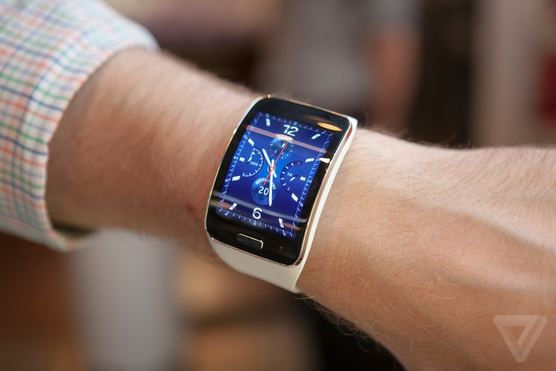 Samsung's Gear S Smartwatch Coming to the US on November 7th