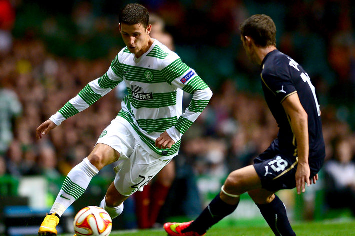 Aleksandar Tonev suspended 7 games for racially abusing Aberdeen player