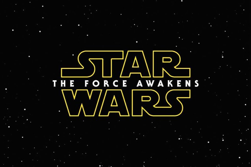 'Star Wars: Episode VII' is called 'The Force Awakens'