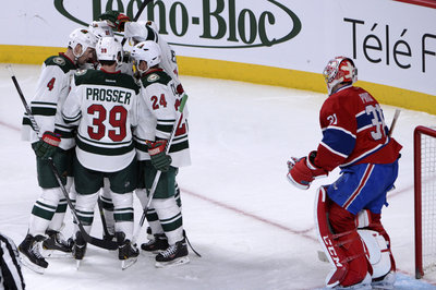Gamethread: Wild @ Canadiens