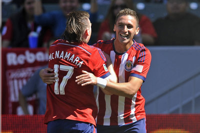 Poll - Chivas USA Newcomer of the Year