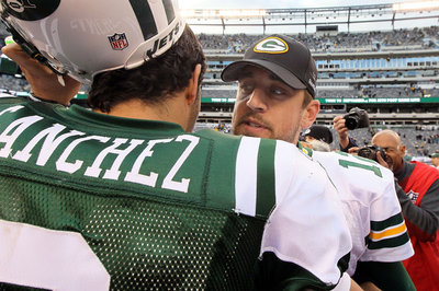 Eagles-Packers Preview: Hello, Mr. Rodgers