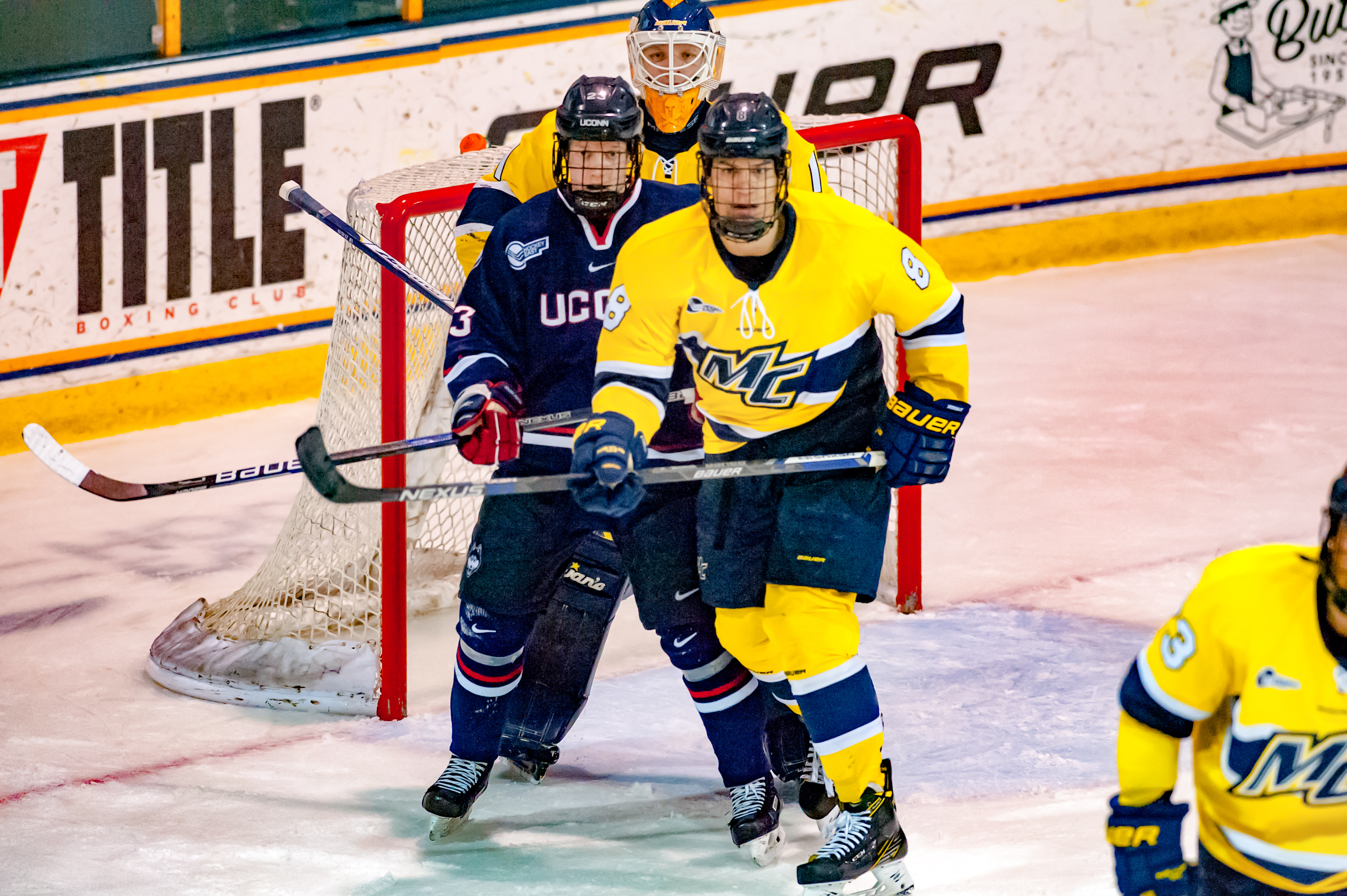 Hockey East: Kovacevic, Warriors Finding Their Stride