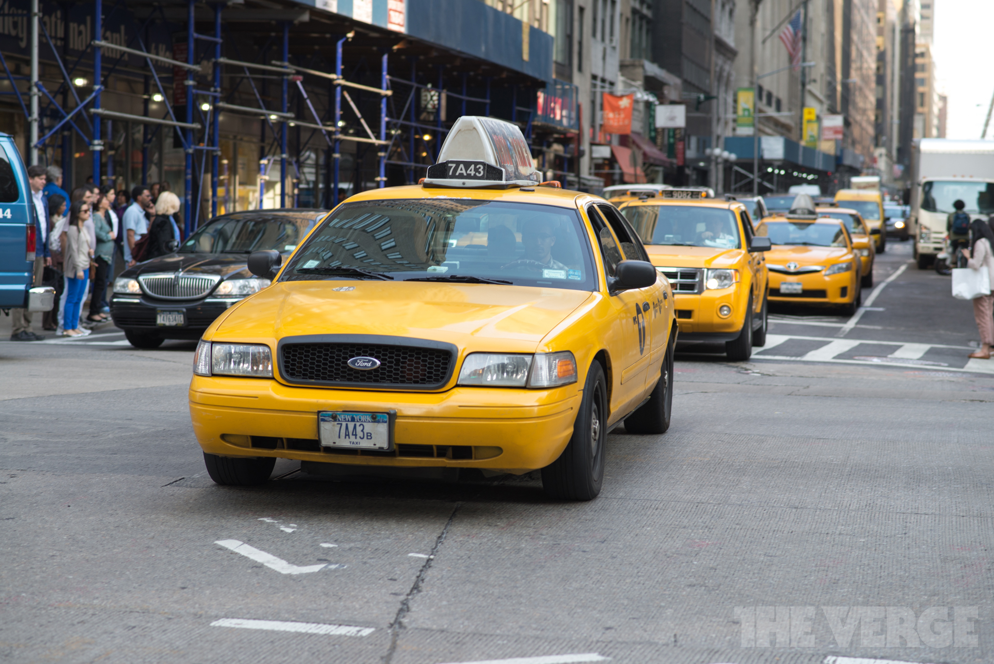 yellow taxis have a new weapon in their war against uber