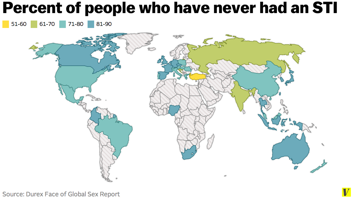 Where People Have The Best Sex, The Worst Sex, And The -7228