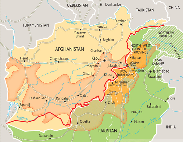 How The Colonial Durand Line Set Up Afghanistan S Conflict