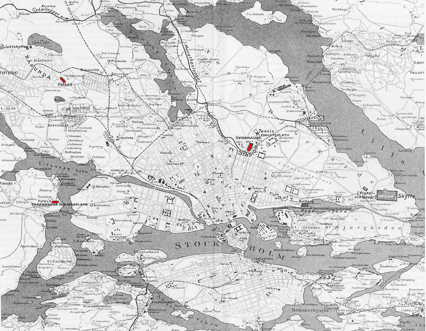 22 maps that explain the world cup vox the soccer venues of the 1912 summer olympics gumiabroncs Gallery