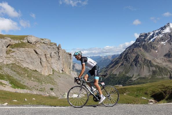 andy schleck tour de france 2011