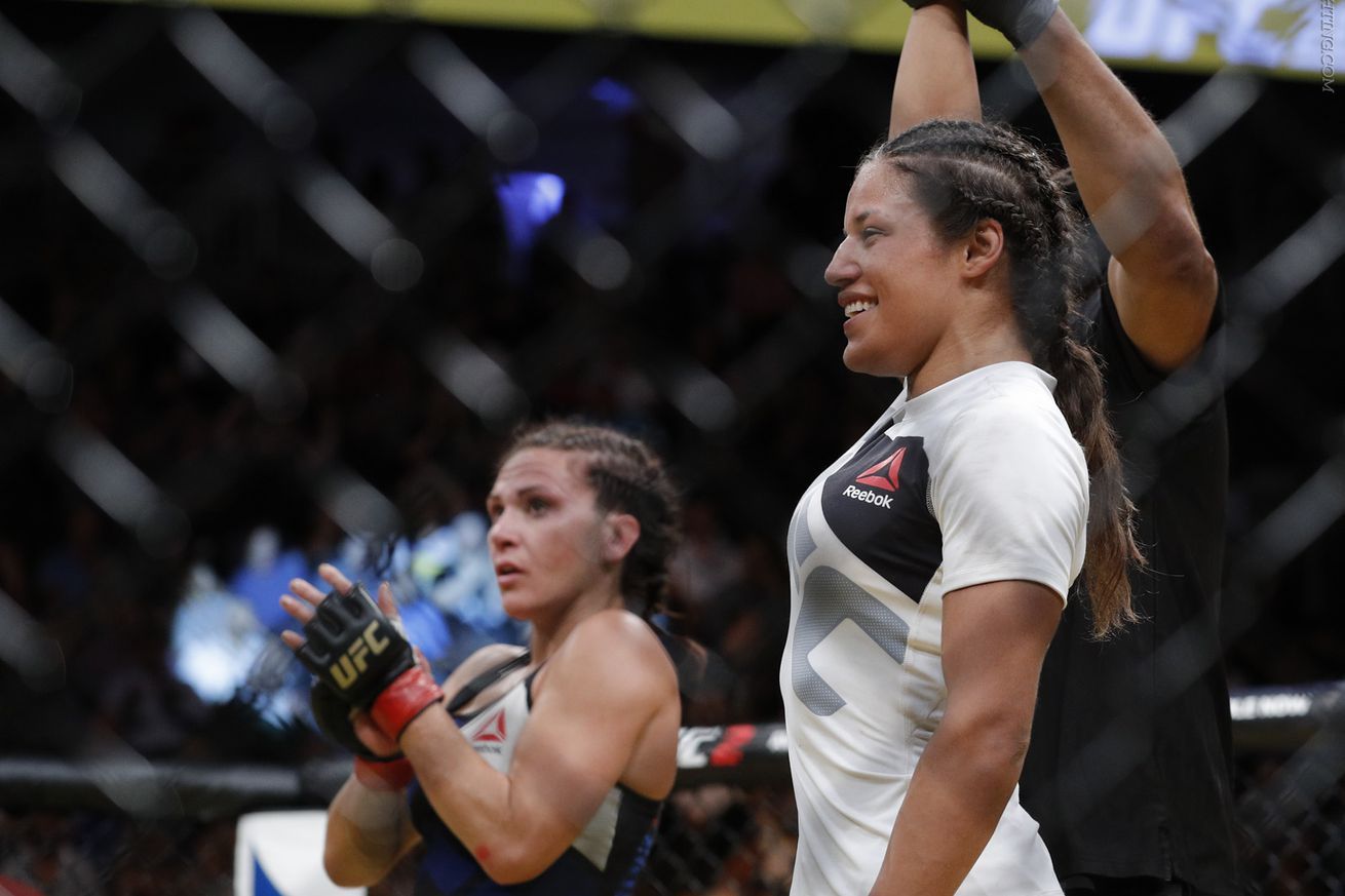 'Superstitious' Julianna Peña lets Dana White pick her walkout music
