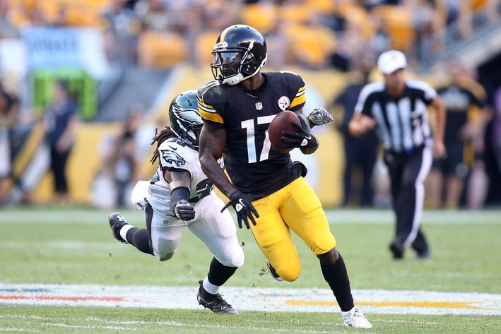 Eli Rogers gives Steelers different look at the slot-receiver position Usa-today-9482825.0