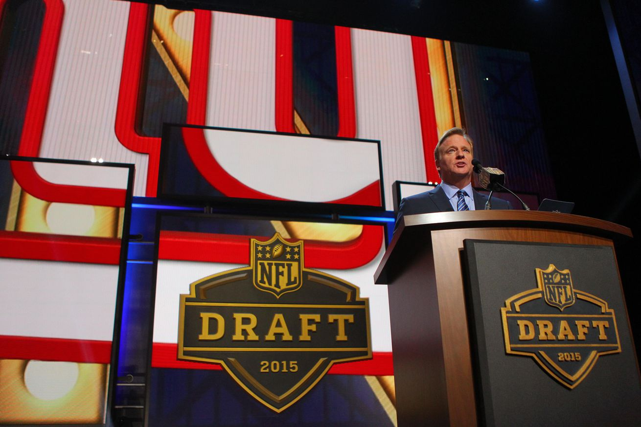 NFL Jerseys Cheap - 2016 NFL Draft: Final mock draft for Big Blue View staff members ...