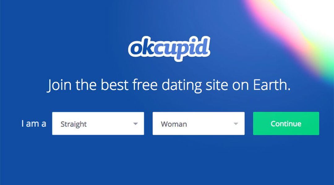 Okcupid dating site log in 1