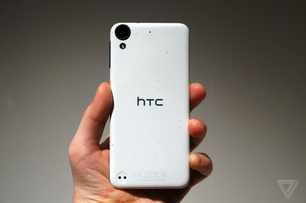 HTC adds a Micro Splash of color to new Desire smartphones ...