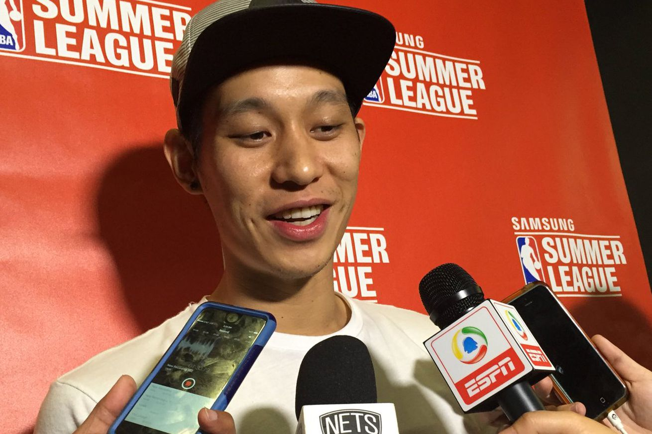 Brooklyn Nets sign free agent guard Jeremy Lin to multi-year contract