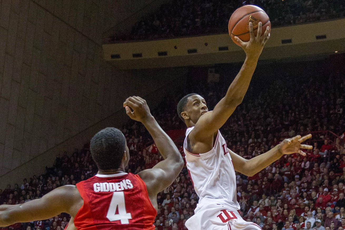 Ohio State Buckeyes Men's Basketball Vs. Indiana Hooisers