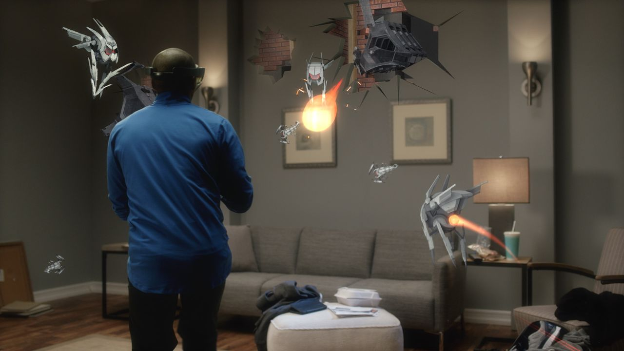 Hololens Mapping Effect