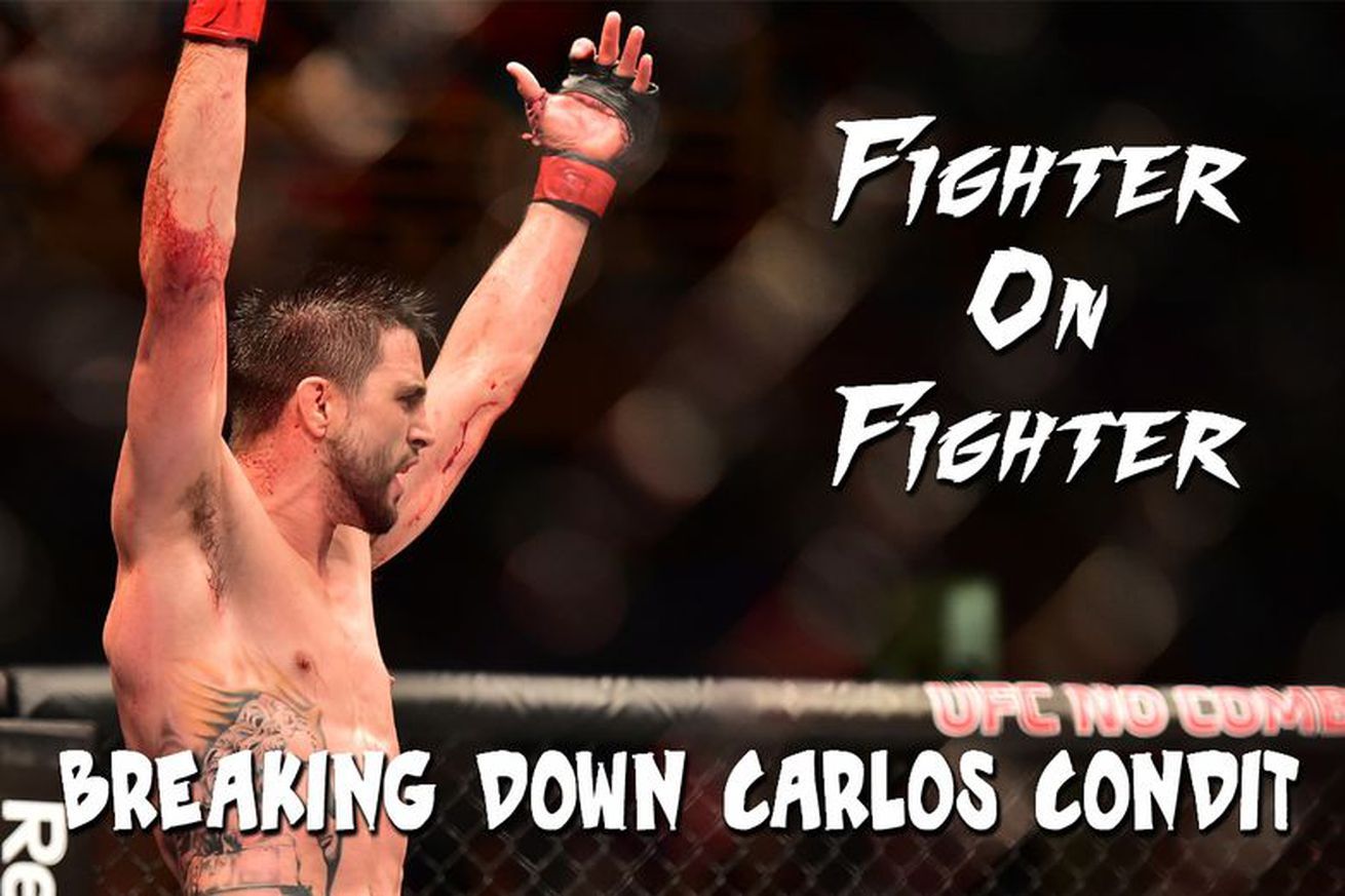 community news, Fighter on Fighter: Breaking down UFC on FOX 21s Carlos Condit