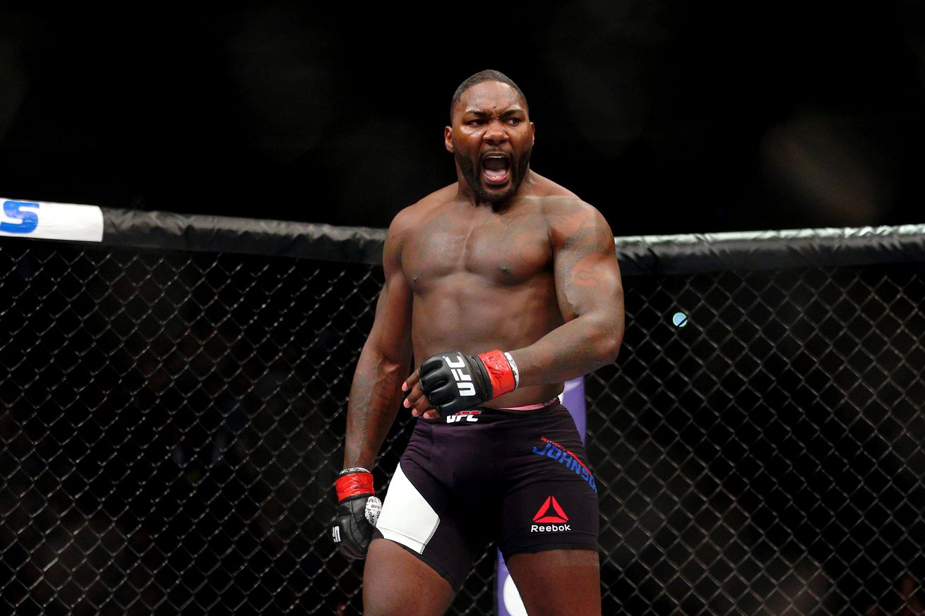 community news, Anthony Johnson vs Glover Teixeira co main event official for UFC on FOX 20