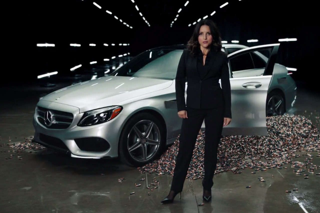 Mercedes Aa Battery Car Commercial