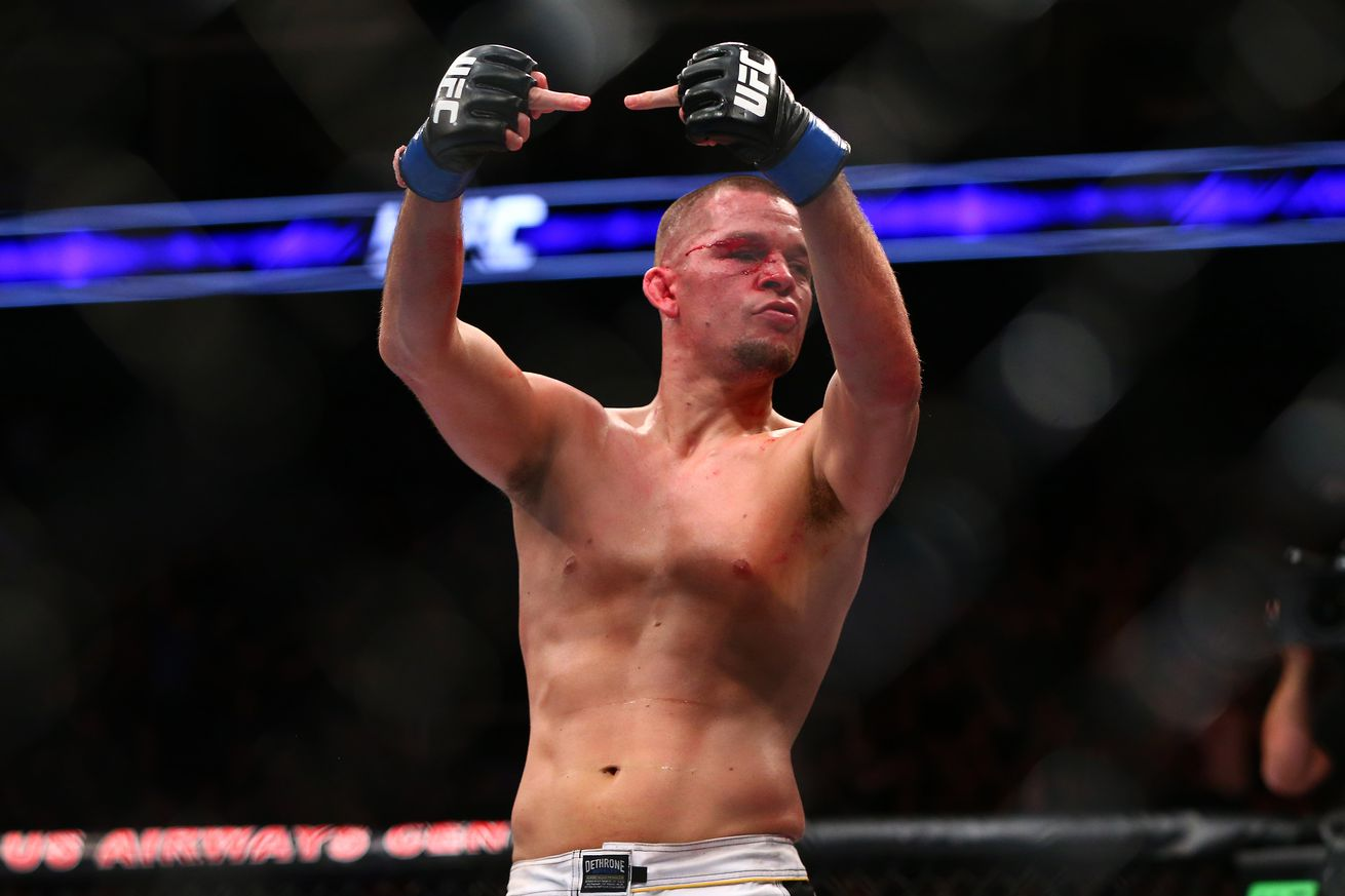 community news, Nate Diaz: Mayweather vs McGregor a publicity stunt to hide the fact that Notorious got his ass whooped