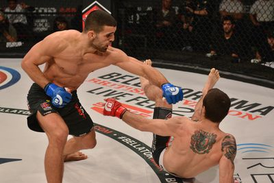 Bellator 138: Daniel Weichel on how Renzo Gracie inspired him to become a fighter
