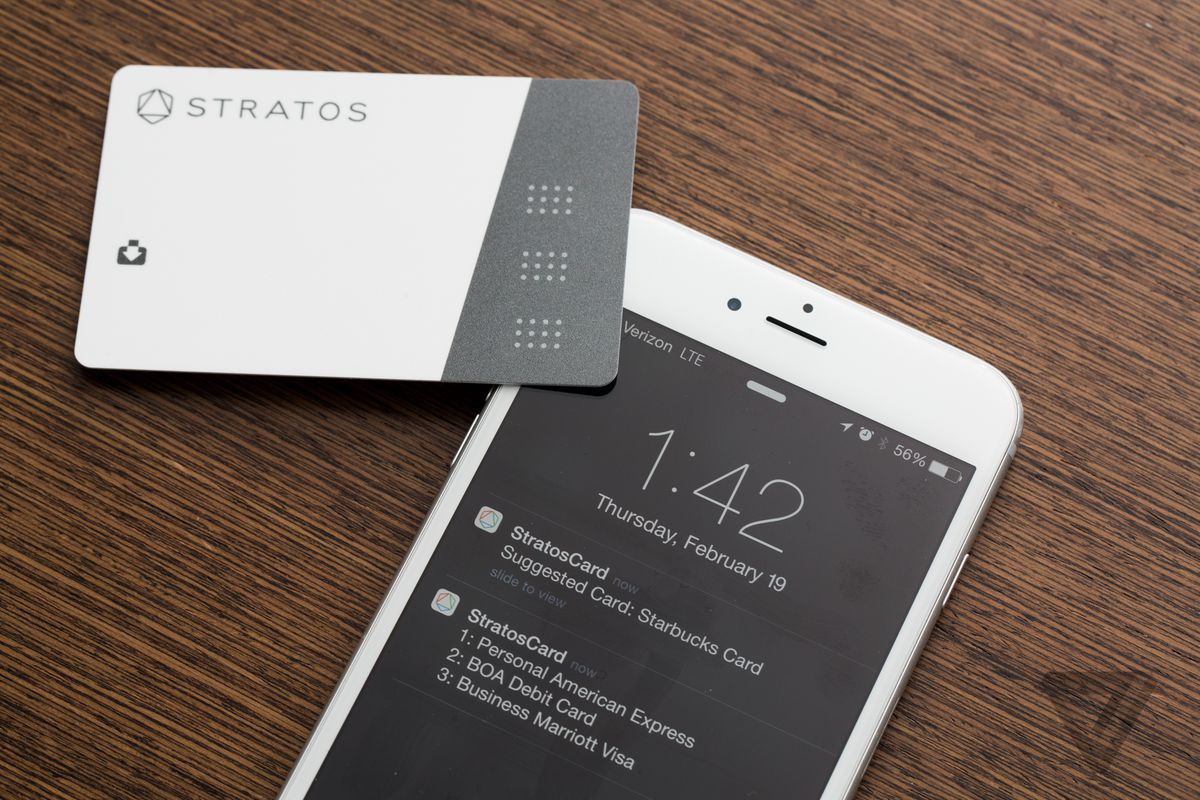 Stratos card hands-on